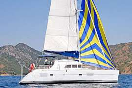 Gebraucht, Katamaran Segeln, Zu verkaufen, Türkei, Lagoon, 380, 2006, € 195,000.00, RF804492