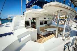 noleggio, Catamarano a vela, Marmaris, Turchia, Lagoon, 440, 3 Cabine