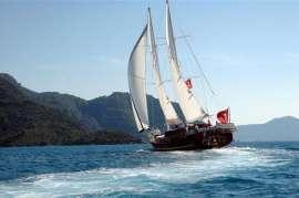 Gebraucht, Gulet, Zu verkaufen, Türkei, Gulet, 2006, 5 Kabinen, 24 m, Segelboote, € 1,320,000.00, RF128093
