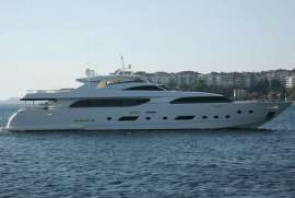 Motor Yacht, Türkei, Mengi Yay, Custom, 2010, 5 Kabinen, 38 m, Motorboote, € 5,750,000.00, RF209466