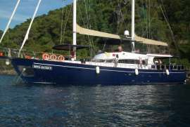 ενοίκιο, Gullet, Gocek, ναύλωση, Vip πολυτελείας, Gullet, ναύλωση, 6 καμπίνες